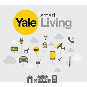 Yale 60-3200-EU0I-SR Kit de Alarma, Blanco