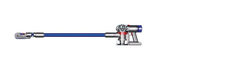 Dyson V7 Fluffy Aspiradora, 100 W, 0.54 litros, 87 Decibelios ...