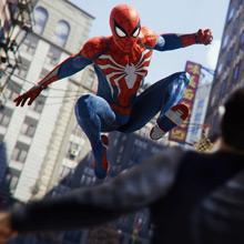 Marvel's Spider-Man PlayStation 4 PS4