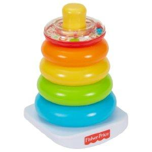 Pila de Aritos Fisher Price 10