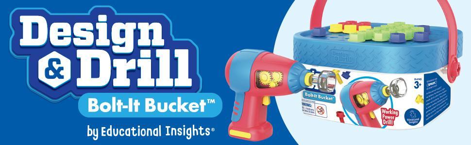 Design & Drill Bolt-It Bucket