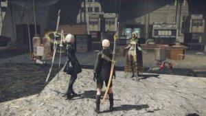 Nier Automata Day One Edition: Amazon.es: Videojuegos