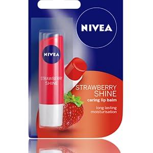 Image result for Nivea Strawberry Lip Balm