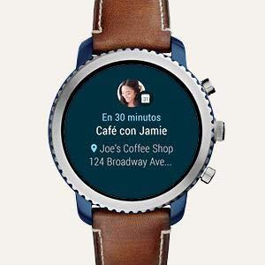 ecc495654717 Fossil- Smartwatch Digital