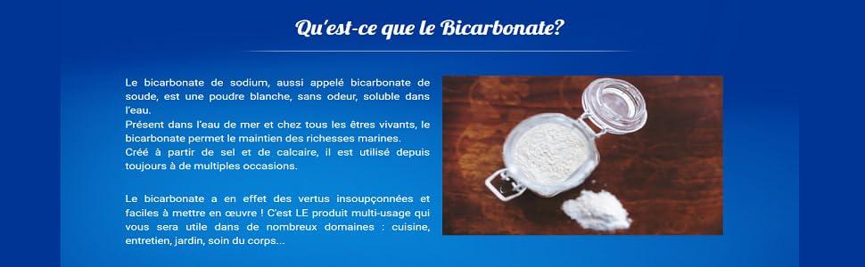 La Baleine Bicarbonate Alimentaire 800 G Lot De 4 Amazon Fr Epicerie