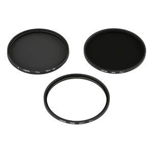 C ND8 ND circular PL Kit de Filtro Digital 62mm Hoya 11 Inc Hoya 62mm UV