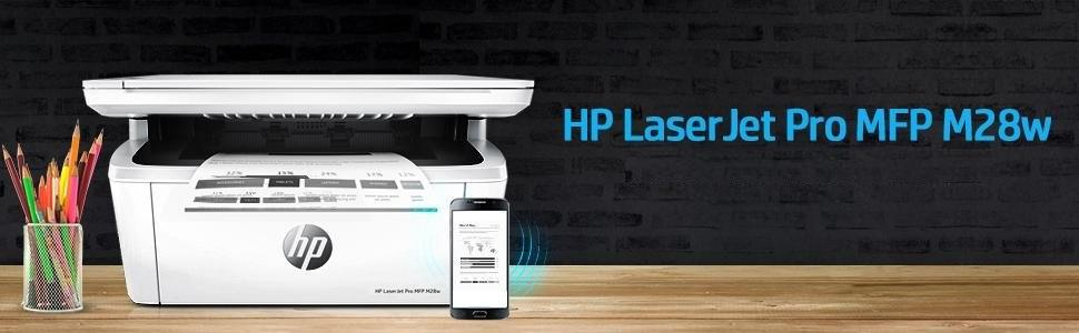 HP LaserJet Pro MFP M28w Printer, lasjet printers, hp laserjet printers