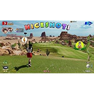 国民的ゴルフゲームがPlayStation 4に登場