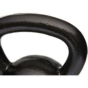 AmazonBasics Cast Iron Kettlebells