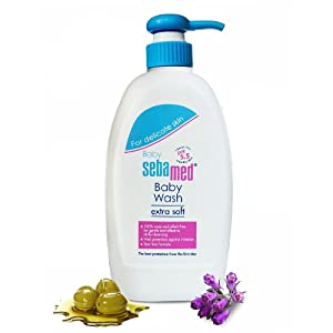 Sebamed Baby Wash Extra Soft