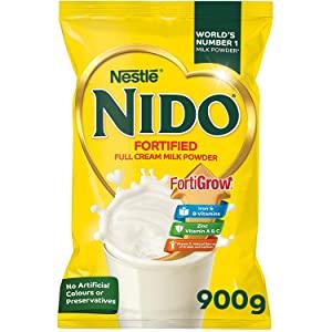 Nido Full Cream Milk Powder Pouch