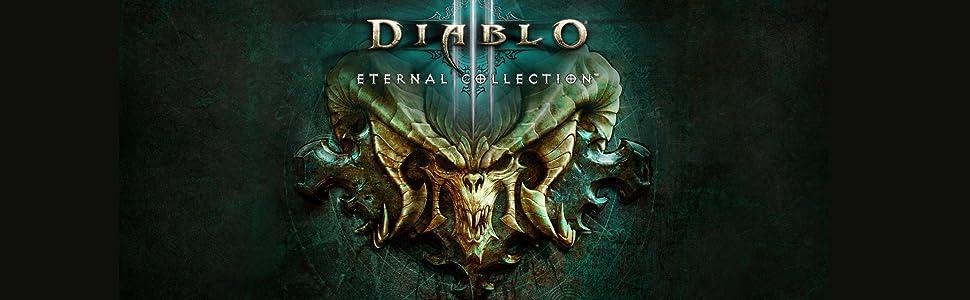 Diablo III - Eternal Collection: Amazon.es: Videojuegos