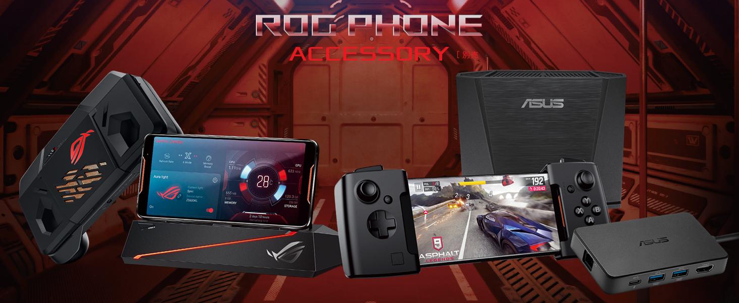 ROG PHONE ACCESSORY