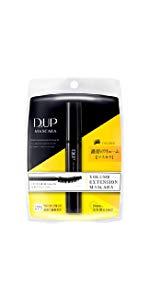 D-UP ボリュームエクステンション マスカラ ブラック