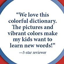 Text from 5-star review of Merriam-Webster Children's Dictionary, New Edition