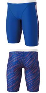 ミズノ(MIZUNO) 競泳水着 トレーニング用 メンズ エクサースーツ ハーフスパッツ GX SONIC IVデザイン N2MB9082