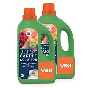 Vax Ultra Plus Carpet Cleaning Solution Rose Burst Scent