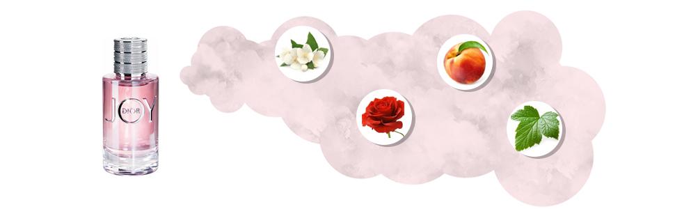 Joy by Dior for Women - Eau de Parfum, 90ml