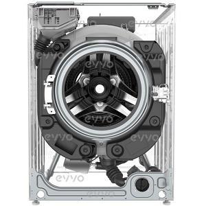 EVVO 3.9X - Modelo 3.9X Lavadora de Carga Frontal de 9 KG y 1400 ...