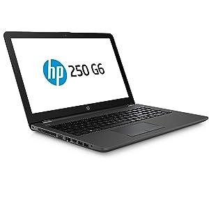 """HP 250 G6 Notebook, Intel Core i5-7200U, 2,5 - 3,1 GHz, 3 MB Cache, 4 GB di RAM, SATA da 500 GB, Display WLED da 15.6"""" 1366 x 768, Argento"""
