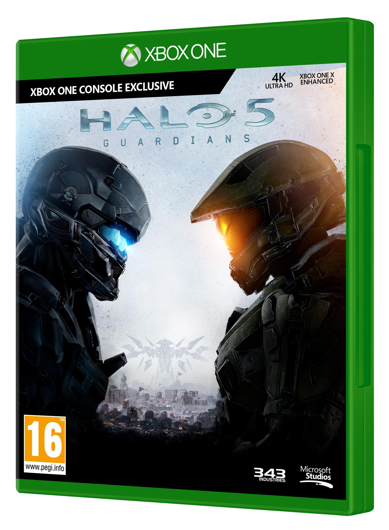 halo 5 guardians xbox one pc video games. Black Bedroom Furniture Sets. Home Design Ideas