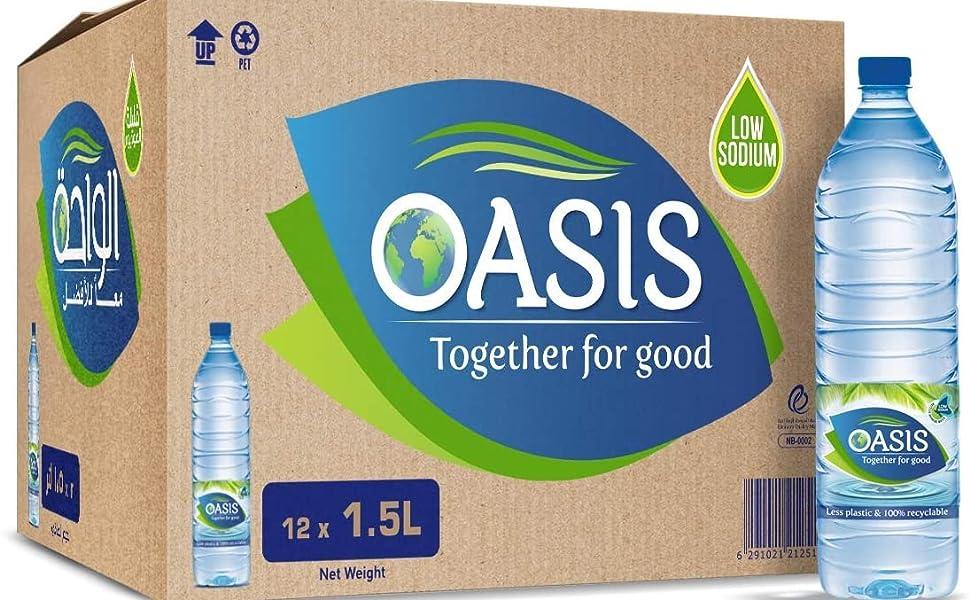 Oasis Still Water