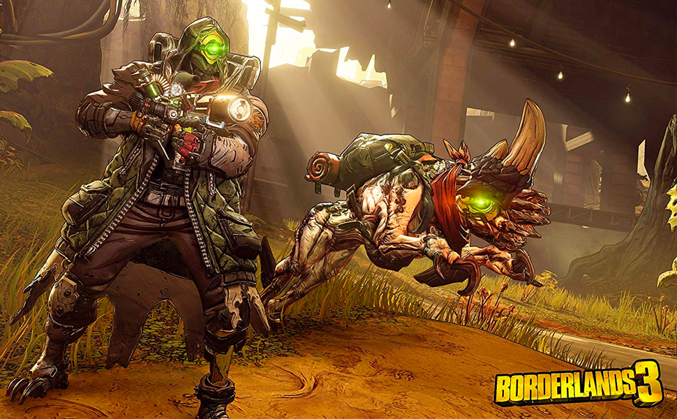 Borderlands 3 Deluxe Edition Play Station 4