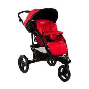Graco 1808698 Trekko Chilli Baby Stroller, Red
