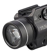 Streamlight TLR-2 HL Green 69265 Black