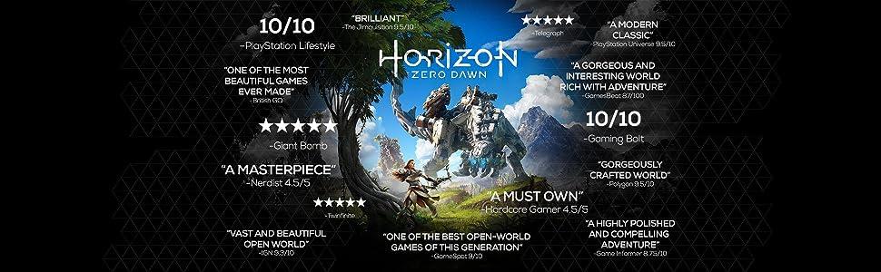 Horizon Zero Dawn by Sony for PlayStation 4