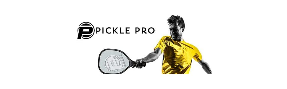 Amazon.com: Pickle Pro Composite Pickleball Paddle (White ...