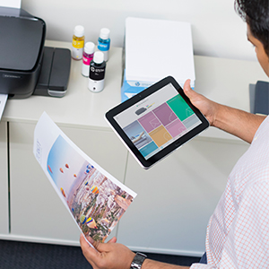 HP 415 All-in-One Ink Tank Wireless Color Printer
