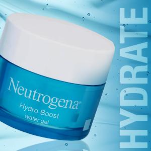 Neutrogena, Moisturizer Water Gel, Hydro Boost, Normal to Combination Skin, 50ml