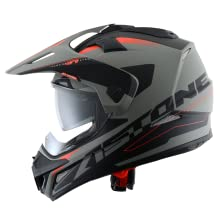 Astone Helmets TOURER ADVWBM Crosstourer Adventure Casco 3 en 1, color Blanco, M
