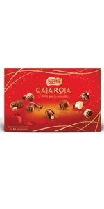 ... Bombones Nestle Caja Roja 800 gramos, Bombones nestle, caja roja, regala bombones, ...