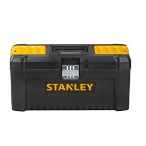 STANLEY STST1-75517 - Caja de herramientas de plastico con cierre ...