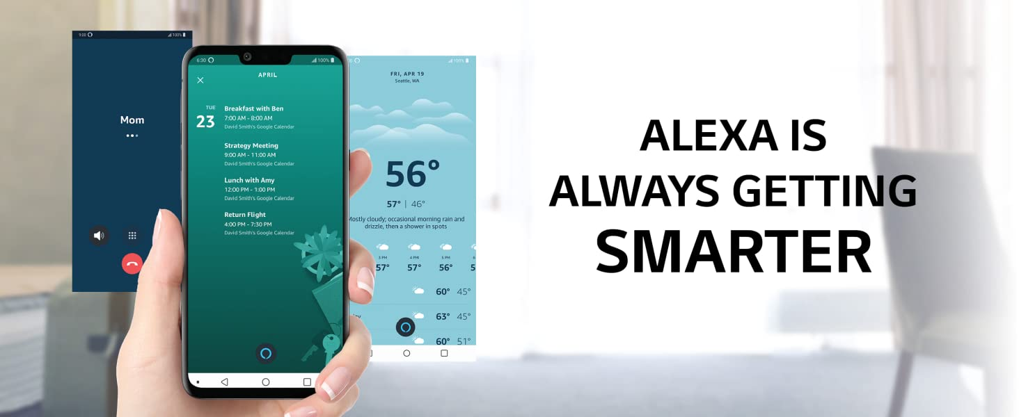 LG G8 with Alexa Hands-Free