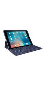 LOGICOOL ロジクール iPad Pro(9.7 インチ) 用 キーボードケース iK1082