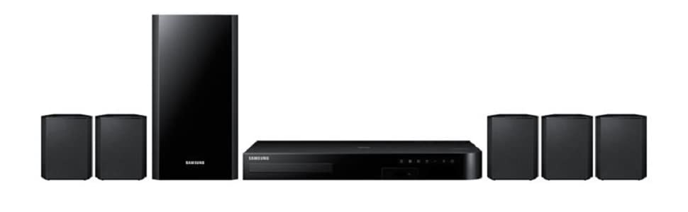 Samsung HT-J4500 - Equipo de Home Cinema 5.1 (Reproductor de Blu ...