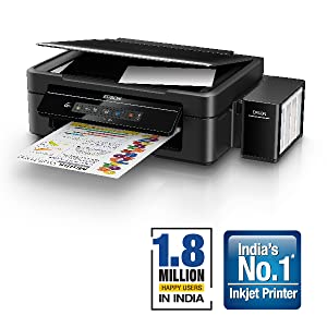 Epson L385 Wi-Fi All-in-One Ink Tank Printer