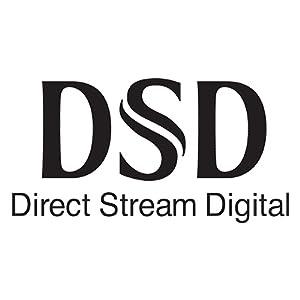 DSD再生に対応