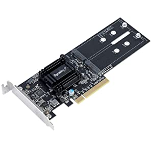 Synology M.2 Adapter Card (M2D18)