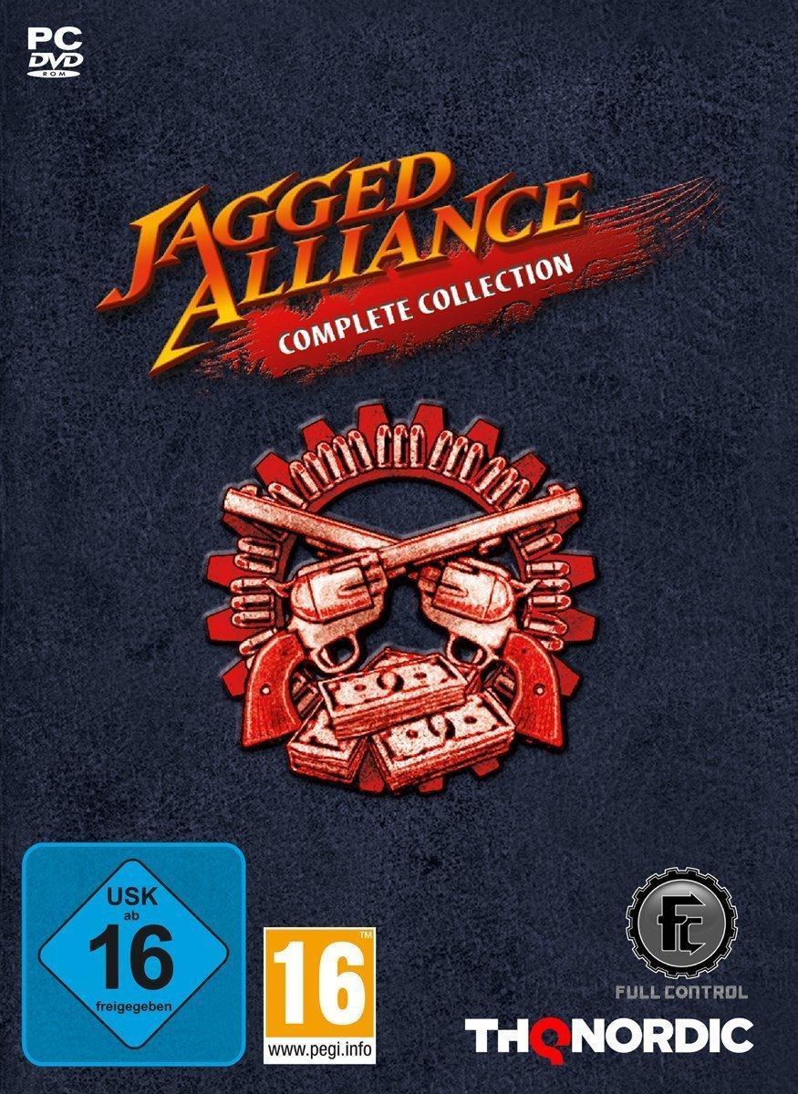 Jagged Alliance - Complete Edition - [PC]: Amazon.de: Games
