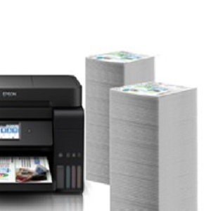 Epson L6190 Wi-Fi Duplex All-in-One Ink Tank Printer with ADF (Open box)