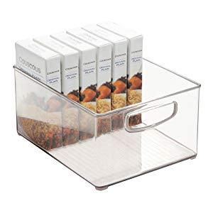 plastic storage-box kitchens storing containers food refrigerators boxed kitchen boxes