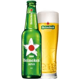 ビール ハイネケン オランダ 外国ビール ボトル 330ml 330 24本 1ケース