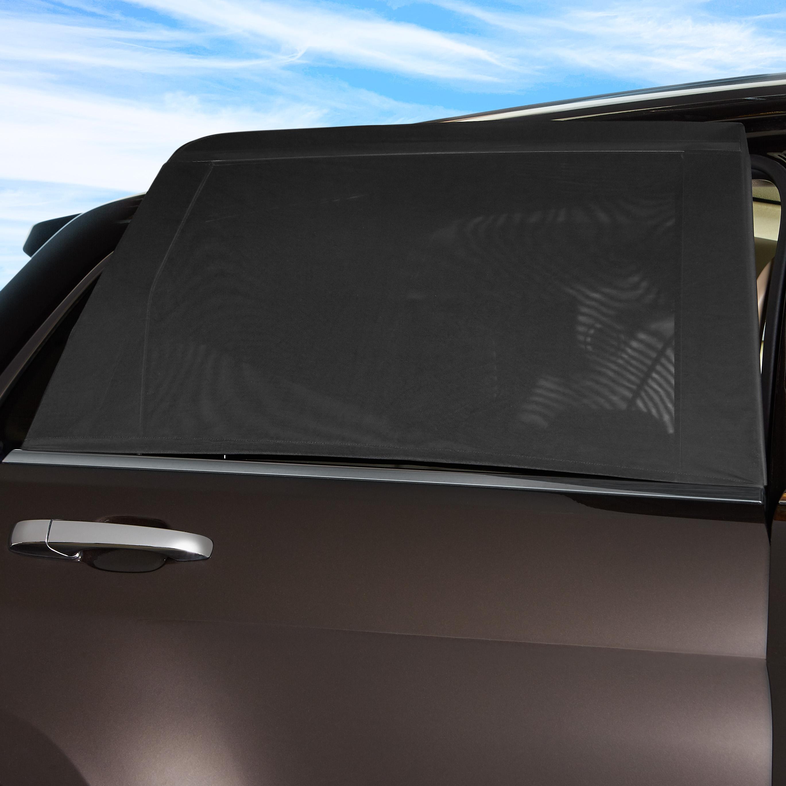 Amazon Amazonbasics Car Window Pullover Sun Shade 2 Pack