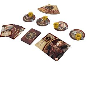 Juego de Tronos - El trono de Hierro, juego de mesa: Amazon.es: Juguetes y juegos