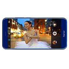 Honor 8 Pro Navy Blue 6GB RAM 128GB Memory Amazonin Electronics