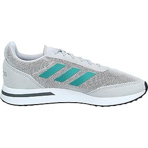 adidas Run 70s Men's Sneakers, Grey, 10